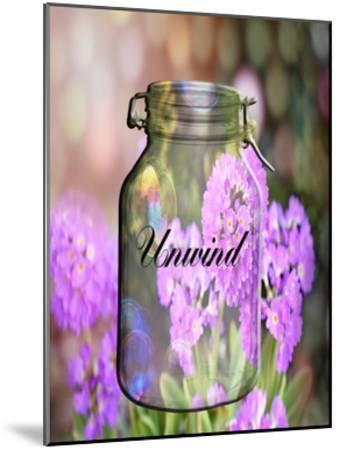 Unwind-Sheldon Lewis-Mounted Art Print