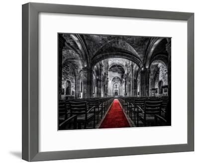 Cuba Church Duo-Vladimir Kostka-Framed Art Print