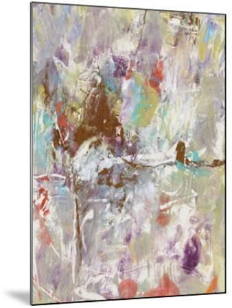 Mixed Emotions II-Julie Silver-Mounted Giclee Print