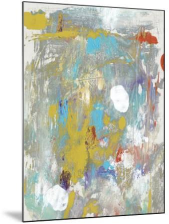 Mixed Emotions IV-Julie Silver-Mounted Giclee Print