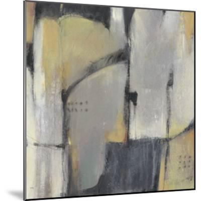 Peaceful Abstract I-Julie Silver-Mounted Giclee Print