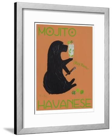 Havanese Mojito-Ken Bailey-Framed Limited Edition