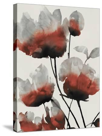 Sylvan I - Rouge-Tania Bello-Stretched Canvas Print