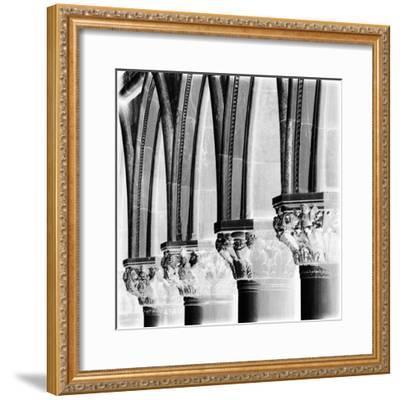 X-ray - Architectural I-Tony Koukos-Framed Giclee Print