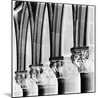 X-ray - Architectural I-Tony Koukos-Mounted Giclee Print