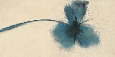 Ethereal Blue I-Emma Forrester-Mounted Giclee Print