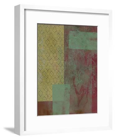 Brocade Tapestry I-Naomi McCavitt-Framed Art Print