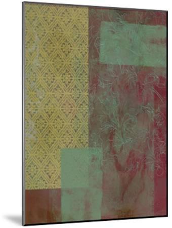 Brocade Tapestry I-Naomi McCavitt-Mounted Art Print