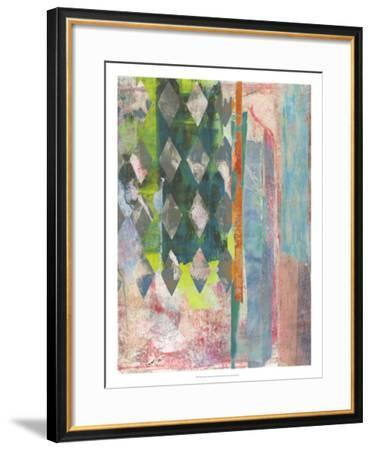 Chartreuse Afternoon II-Naomi McCavitt-Framed Art Print