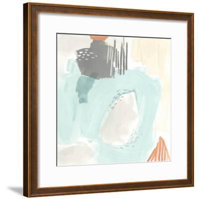 Chromatic Inference I-June Erica Vess-Framed Art Print