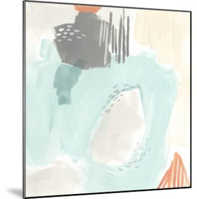 Chromatic Inference I-June Erica Vess-Mounted Art Print