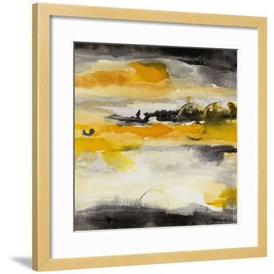 Paradise Island I-Joyce Combs-Framed Art Print