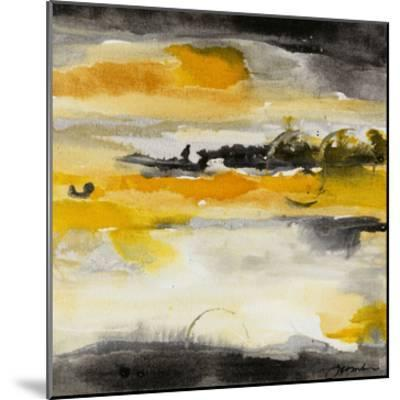 Paradise Island I-Joyce Combs-Mounted Art Print