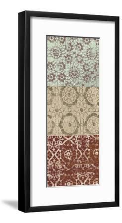 Aesthetic Board I-Alonzo Saunders-Framed Art Print