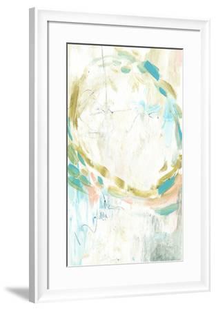 Pastel Movement II-Jennifer Goldberger-Framed Art Print