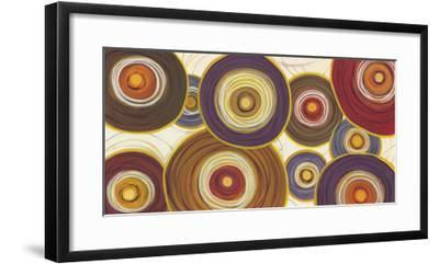 Round-A-Bout I-Julie Joy-Framed Art Print
