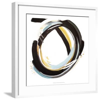 Coastal Sun I-Alison Jerry-Framed Giclee Print