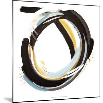 Coastal Sun I-Alison Jerry-Mounted Giclee Print