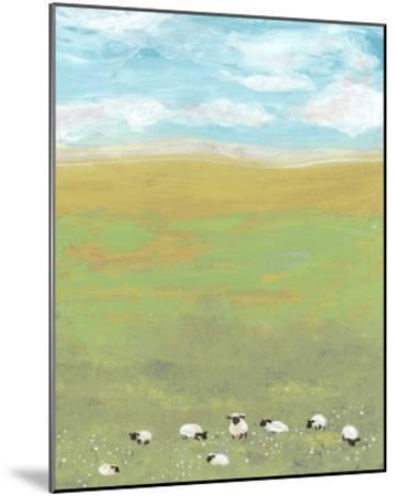 Herd II-Alicia Ludwig-Mounted Art Print