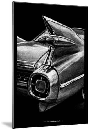 Retro Fins I-Ethan Harper-Mounted Art Print