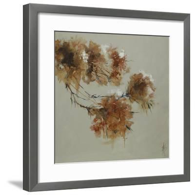 Rusty Spring Blossoms I-Anne Farrall Doyle-Framed Giclee Print