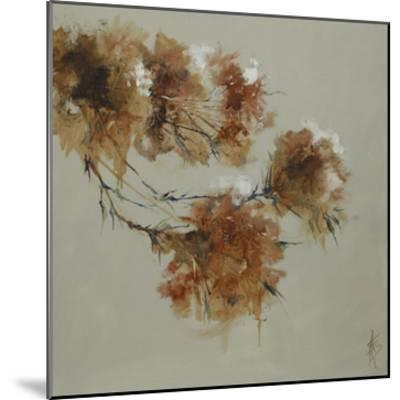 Rusty Spring Blossoms I-Anne Farrall Doyle-Mounted Giclee Print