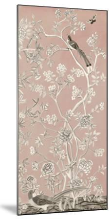Blush Chinoiserie I-Naomi McCavitt-Mounted Giclee Print