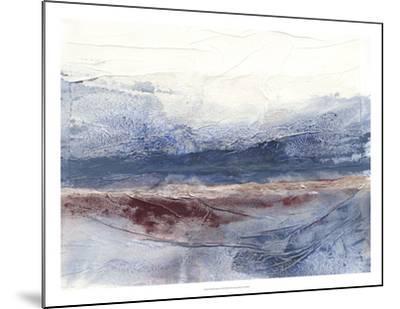 Horizon Spray I-Renee W^ Stramel-Mounted Giclee Print