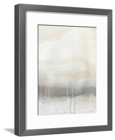 Horizon Strata I-June Erica Vess-Framed Art Print
