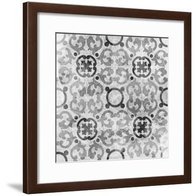 Boho Luxe Tile I-June Erica Vess-Framed Art Print