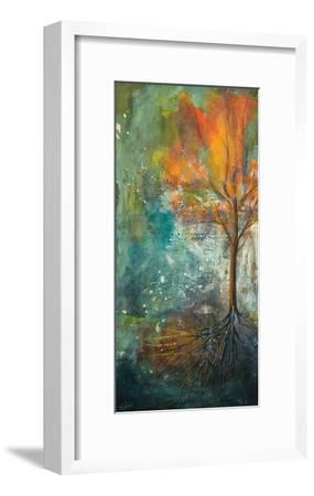 La vie des saisons-Roland Beno?t-Framed Art Print