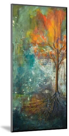 La vie des saisons-Roland Beno?t-Mounted Art Print