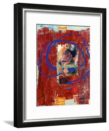 Bonheur-Jacques Clement-Framed Art Print