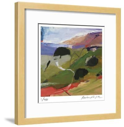 Seaside-Barbara Rainforth-Framed Limited Edition