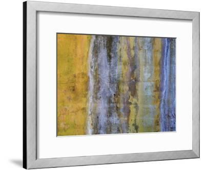 Battery Abstract 3-Don Paulson-Framed Giclee Print