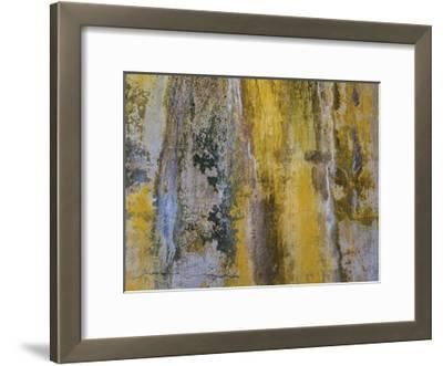 Battery Abstract 1-Don Paulson-Framed Giclee Print