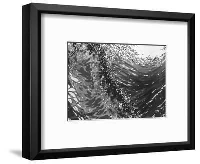 Breaking Waves-Margaret Juul-Framed Giclee Print