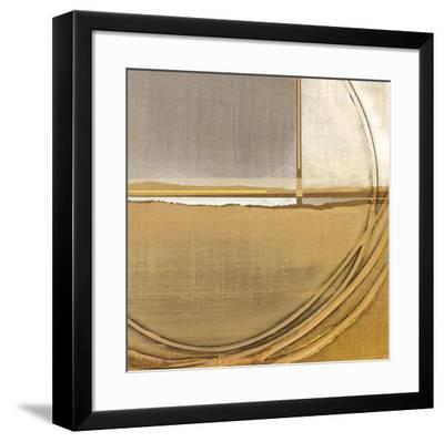 Vibration Detail-Julie-Anne Gilburt-Framed Art Print