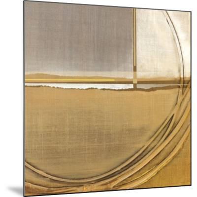 Vibration Detail-Julie-Anne Gilburt-Mounted Art Print