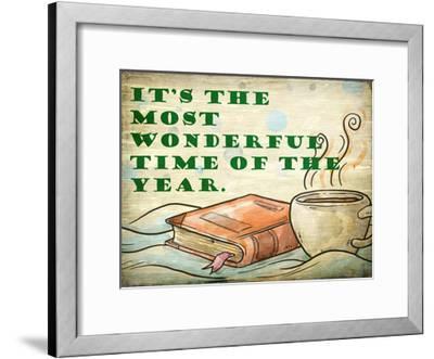 Its the Most Wonderful-Kimberly Allen-Framed Art Print