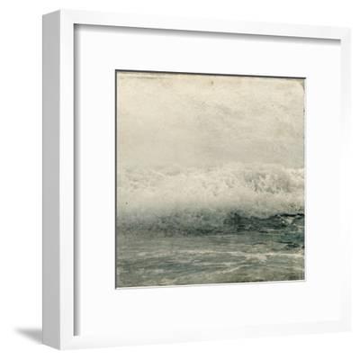 Ocean Storm 2-Kimberly Allen-Framed Art Print