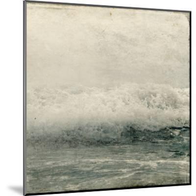 Ocean Storm 2-Kimberly Allen-Mounted Art Print