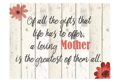 Of All The Gifts-Kimberly Allen-Framed Art Print