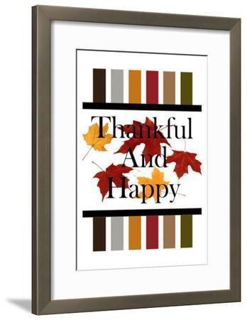 Thankful-Sheldon Lewis-Framed Art Print