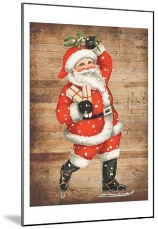Santa Baby-Sheldon Lewis-Mounted Art Print
