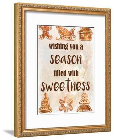 Wishing You-Kimberly Allen-Framed Art Print