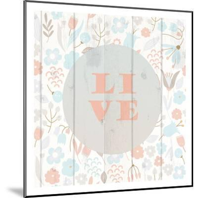 Spring Live-Kimberly Allen-Mounted Art Print