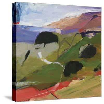 Seaside-Barbara Rainforth-Stretched Canvas Print