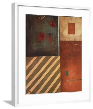 Simple Elegance I-Zelda Minkist-Framed Art Print