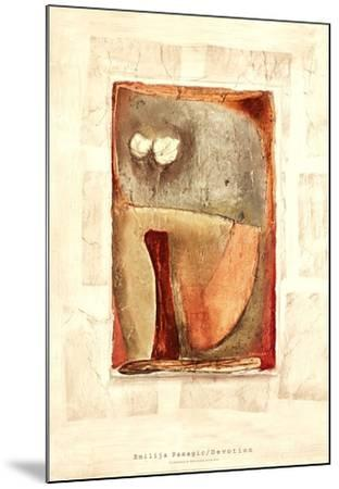 DEVOTION-Emilija Pasagic-Mounted Art Print